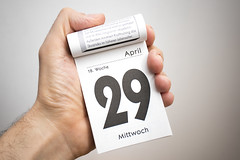 29. April – Tag des Wunsches