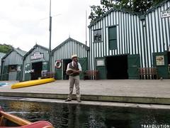 Antigua Boat Sheds, Christchurch, Canterbury