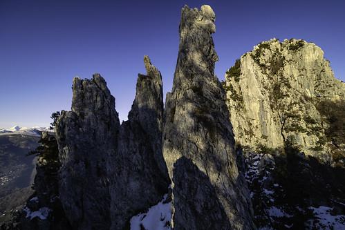 Denti della Vecchia - Ticino - Svizzera