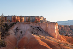 Ridges and Hoodoos in the Morning