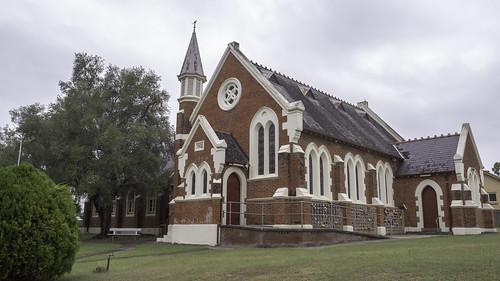 St Andrews Presbyterian Church - Dungog NSW - built 1904 - see below