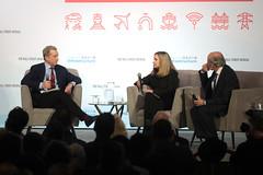Tom Steyer, Jeanne Cummings & Gerald F. Seib