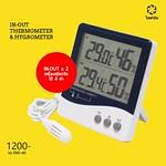 Thermometer&Hygrometyer_in-out_คุณภาพแม่นยำ