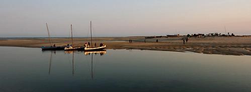 Sunset à Belo-sur-Mer