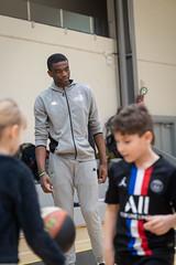Vacan'sport basket rencontre equipe de Nanterre_26