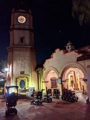Pirates of the Caribbean Clocktower