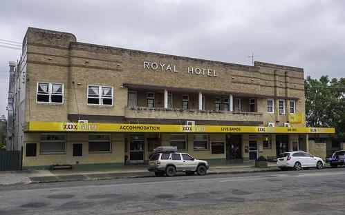 ROYAL HOTEL - Dungog NSW - see below