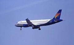 G-YJBM A320 airtours Arrecife Feb. 1998