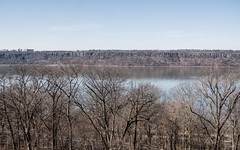 Hudson River, Fort Tryon Park, New York 2/17/20