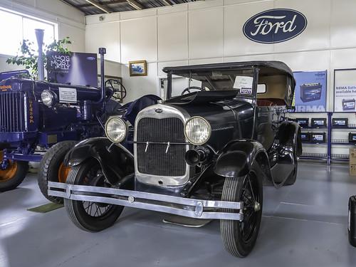 Vintage Car - 1928 Model A Ford