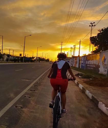 Pedal da Madrugada GT Lobo Guará