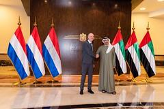 200220 Blok bezoekt Verenigde Arabische Emiraten