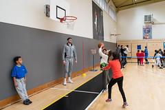 Vacan'sport basket rencontre equipe de Nanterre_14