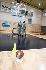 Vacan'sport basket rencontre equipe de Nanterre_1