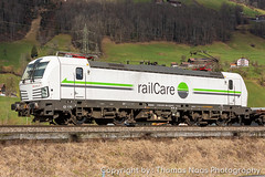 RailCare, 476 454-4 : Wallis
