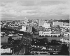 University Bridge and U District, 1963