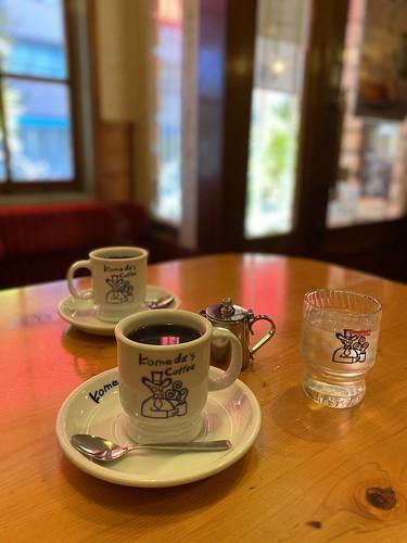 コメダ珈琲店 名古屋 大須