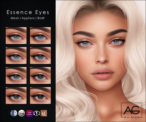 AG. Essence Eyes