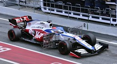 Williams F1 FW43 / George Russell / GBR / ROKiT Williams Racing F1