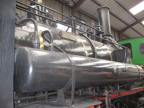Loggi Theodor - Ried Express