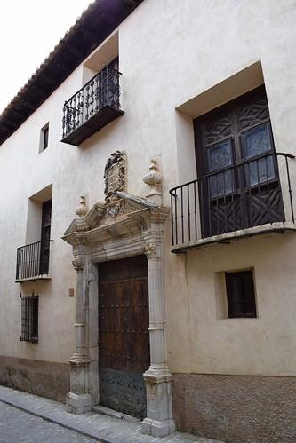 Casa Agramunt (La Iglesuela del Cid)