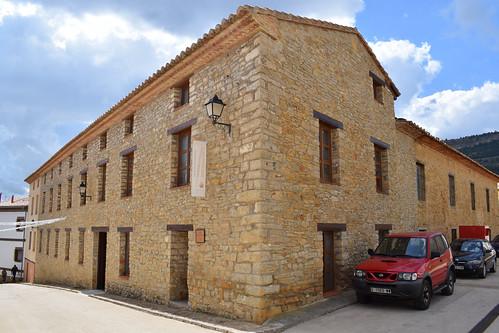 Convento de los Paules (La Iglesuela del Cid)