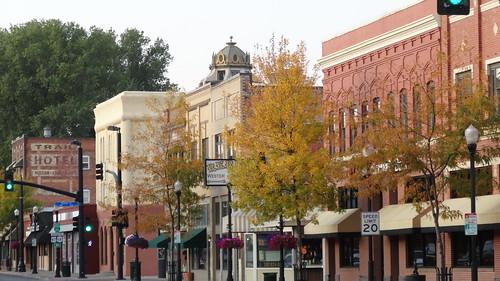 Downtown Sheridan, WY
