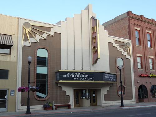 WYO Theater, Sheridan, WY