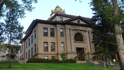 Sheridan County Courthouse, Sheridan, WY
