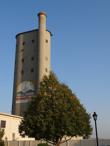 Grain Elevator, Sheridan Flouring Mills, Inc., Sheridan, WY