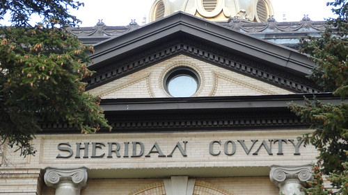Sheridan County Courthouse, Sheridan, WY (3)