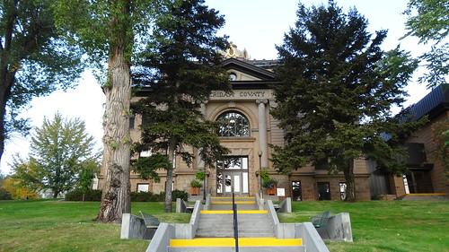 Sheridan County Courthouse, Sheridan, WY (2)