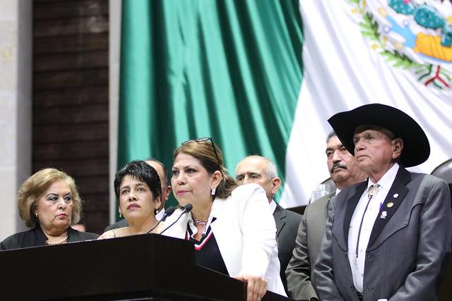 20/02/2020 Tribuna Dip. Carmina Regalado Mardueño