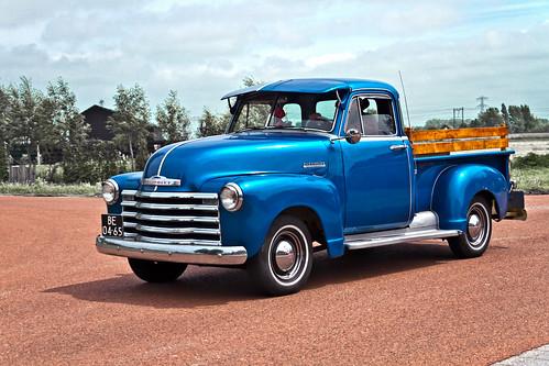 Chevrolet 3100 Pick-Up Truck 1952 (3418)