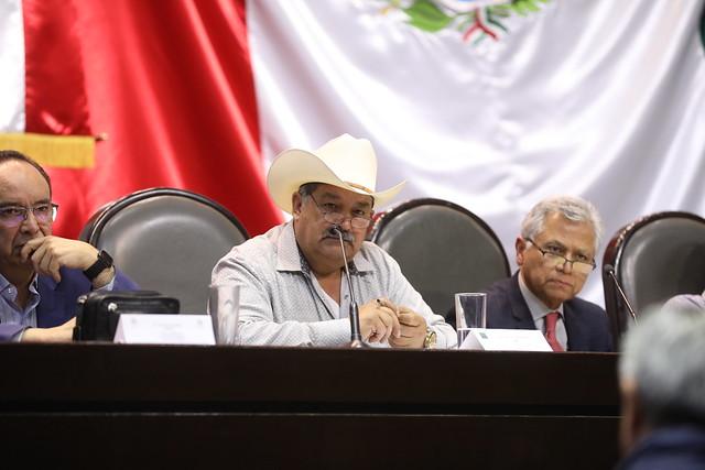 20/02/2020 Reunión Comisión De Desarrollo Y Conservación Rural