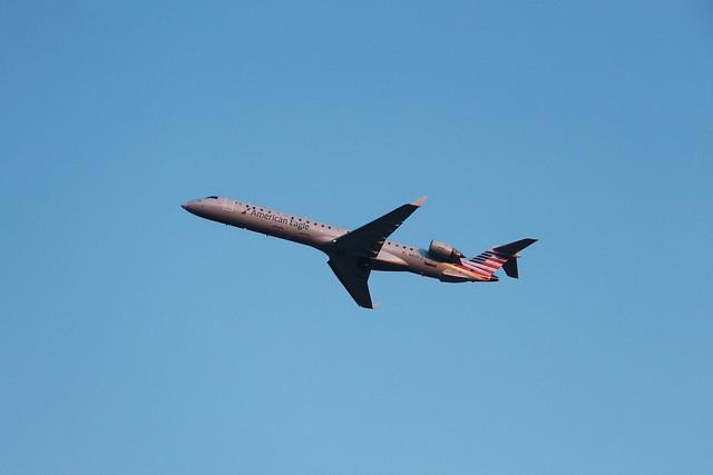 American N917FJ: Bombardier CRJ700