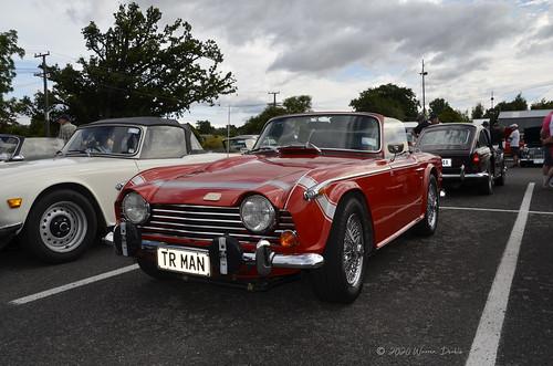 Triumph TR250 (1968)