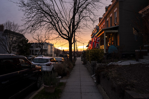 Upshur Street NW