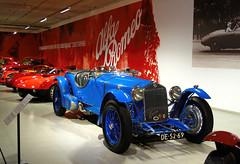 1933 Alfa Romeo 8C 2300 Le Mans Touring