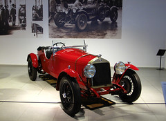1929 Alfa Romeo 6C 1500 Super Sport Works Team Car