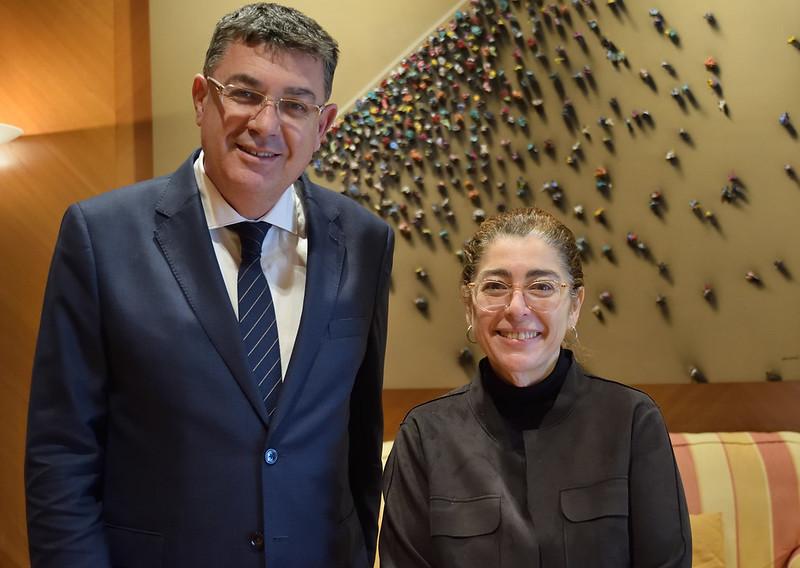 21-2-2020 Recepció a la Consol de Portugal