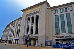 Yankee Stadium Gate 6 Concourse The Bronx New York City NY P00444 DSC_3274
