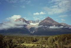 Hudson Bay Mountain ... Smithers ... British Columbia 1980