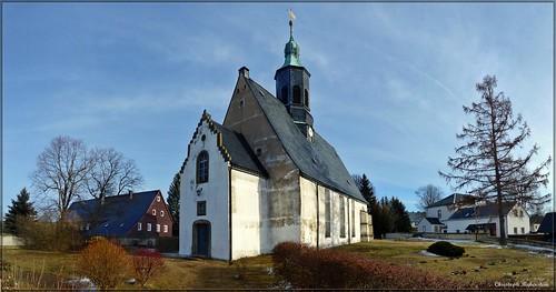 Dorfkirche Liebenau