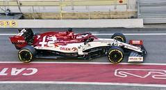 Alfa Romeo C39 / Kimi Raikkonen / FIN / Alfa Romeo Racing ORLEN