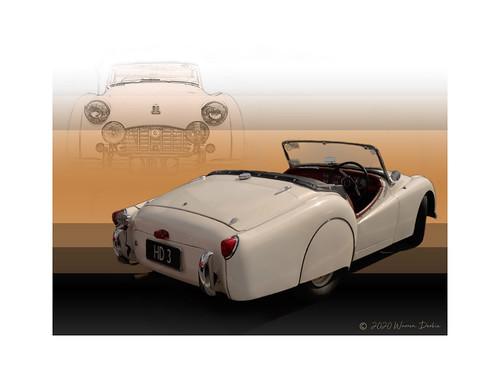 Triumph TR3 (1957)
