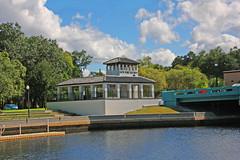 Gathering Place near the Bridge, Main Street, New Port Richey, Florida