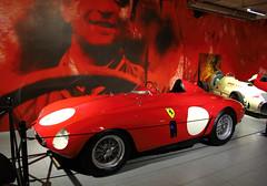 1954 Ferrari Monza Scaglietti Spider Works Team Car
