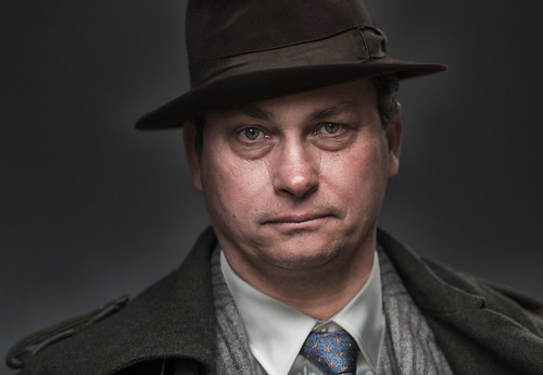 A stranger in The Hague