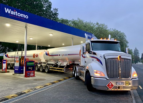 Fuel station fill-up